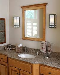 mission style wall sconce craftsman style bathroom lighting craftsman style bathroom lighting com mission style wall