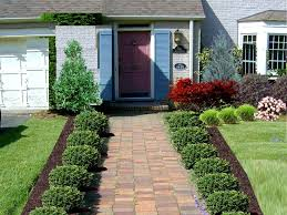 Front Yard Landscape Ideas For Small Homes Best Landscaping Yards Pictures  Beautiful Simple Townhouse Amys Office