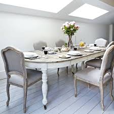 rustic white dining table.  Table Distressed White Dining Table Universitybird Com For Tables Designs 14 To Rustic