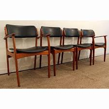 brown leather dining chairs new brown leather dining room chairs vine teak dining chair with