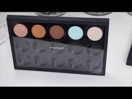 <b>MAC Pro Palette</b> Compacts| Single Shadows | Unboxing | Michelle ...