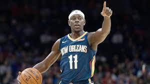 Orleans Pelicans' Jrue Holiday ...