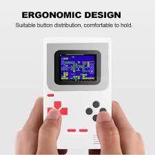 Hkb 508 Handheld Game Console Portable Game Player Built In 268