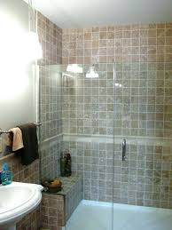 how much does it cost to install a new shower cost to replace shower stall best