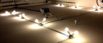 diy garage lighting. Large Image For Light Fixture Diy Project Basement Lighting Garage Lights Track Lightinggarage Led S