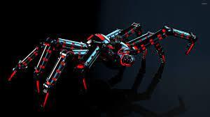 Robot spider wallpaper - 3D wallpapers ...