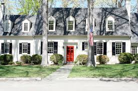 houses with red front doors. Plain Houses Inside Houses With Red Front Doors