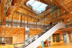 Toyamaキラリ空間建築のある富山市ガラス美術館に行ってきた 富山の
