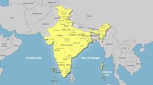 India world map, India map, India