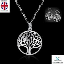 sterling silver cat pendant necklace
