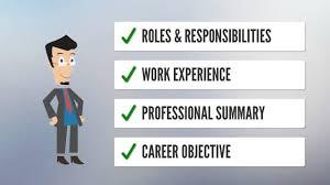Hr Manager Sample Resume Cv Youtube