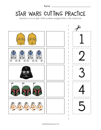 She never talks to anyone about her problems. Star Wars Cutting Practice Worksheets For Early Learners