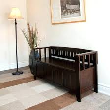 Entry Foyer Coat Rack Bench Corner Storage Bench Entryway Storage Bench For Foyer Corner Coat 75