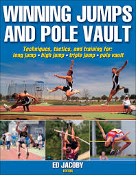 winning jumps and pole vault ed g jacoby 9780736074193 amazon books