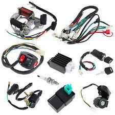 atv harness ebay Roketa 110cc Pit Bike Wiring cdi wire harness assembly wiring atv set electric quad coolster 50 70 90 Sunl 125Cc Pit Bikes