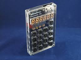 since the demise of the heathkit i ve lived with an emptiness in my gadget life however hope springs eternal so when i heard about the calculator kit
