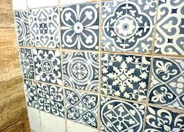 patterned linoleum flooring tiles look artisan floor tile wall brick pa