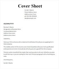 Cover Page Example For Resume Assignment Title Page Template Resume Cover Page Example Cover