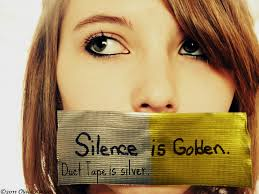Image result for silence is golden
