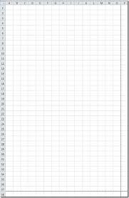 Print A Sheet Of Graph Paper Convert Excel Worksheet Into Graph Paper