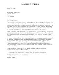 Writing A Business Cover Letter How To Write A Business Cover