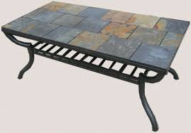 furniture best of round slate top coffee tables tile table roof inside slate tile coffee table