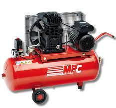 compresor de aire para pintar. herramienta electrica de aire a presion mpc bicilindrico compresor para pintar c