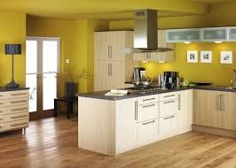 Great Maple Kitchen Cabinets And Wall Color Maple Kitchen Cabinets And Blue Wall  Color Awesome 23590