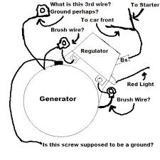 the 1966 vw beetle forum view topic 6 volt generator issues crude drawing jpg