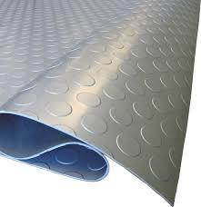 coin pattern nitro garage flooring rolls floor mats stainless steel