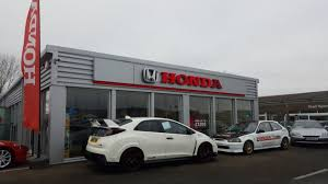 open day shows off best of honda past present and future norfolk the annual open day at honda dealership crown garage kings lynn had plenty of