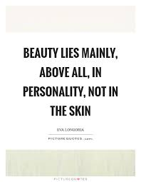 Quotes About Beauty And Personality Best Of Beauty And Personality Quotes Sayings Beauty And Personality