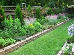 Small Picture Garden Border Ideas Images About Garden Edging Ideas On