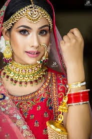 top bridal makeup artists in punjab for