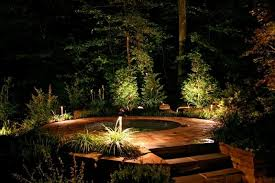 led garden lighting ideas. LED Lighting In The Garden Area Led Ideas