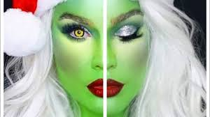 mrs grinch who stole your man makeup tutorial pelin tekdal