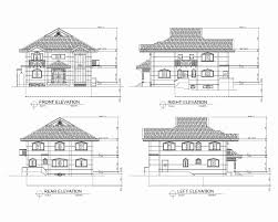 two floor house plans and elevation unique residential house plans and elevations 2 y house dimensions