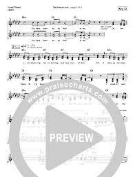 Reckless Love Choir Sheet Satb Bethel Music Cory Asbury