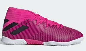 Details About F99946 Adidas Jr Nemeziz 19 3 In Kids Indoor Soccer Football Shoes