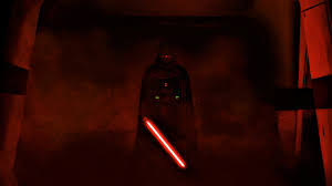 star wars darth vader artwork lightsaber