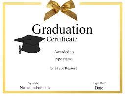 Certificate Certificate Graduation Template Ninjaturtletechrepairsco 19