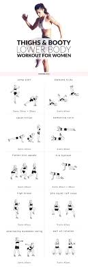 lower body workout thighs booty legs 736x2220