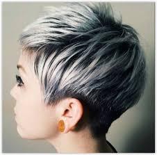 Meilleur Coiffure Punk Femme Cheveux Mi Long Coloration