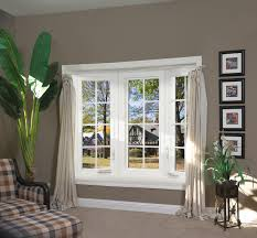 Window Design Living Room Living Room Brown Wood Bay Window Shutters With Brown Wooden