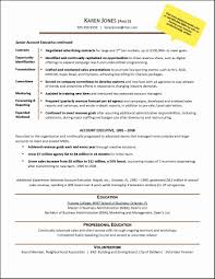 Example Resume 100 Best Of Samples Of A Resume Resume Sample Template and Format 49