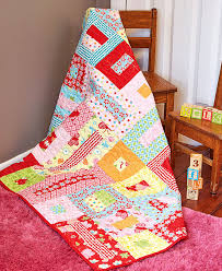 Snug as a Bug Baby Quilt - Fons & Porter - The Quilting Company & Quilt Patterns, Quilting Notions & Items that Inspire: Adamdwight.com