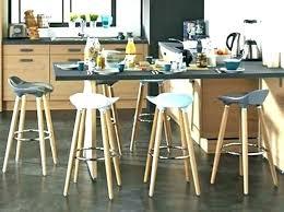 Ensemble Table Bar Et Tabouret Table Haute De Cuisine Pas Cher
