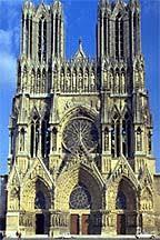 la sorbonne faaade catac nord de la. Notre Dame De Reims, West Facade La Sorbonne Faaade Catac Nord