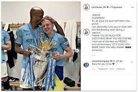 Zinchenko on Instagram: : MCFC