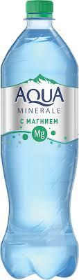Купить <b>Вода</b> питьевая <b>Аква Минерале</b> плюс с магнием ...